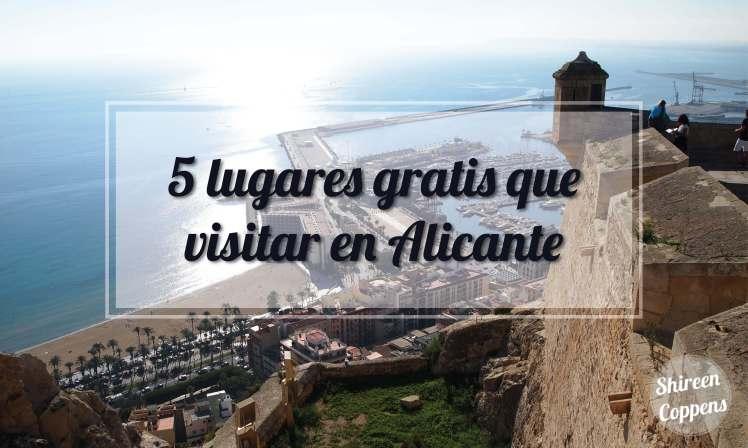 5 lugares gratis que visitar en Alicante (1)