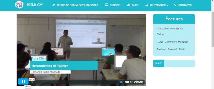 Curso Community Manager Aula CM